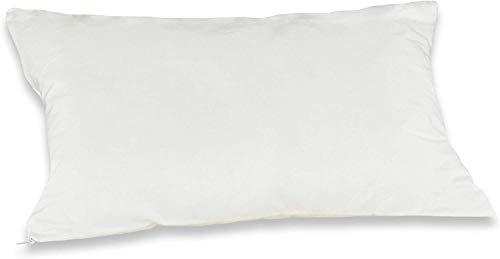 Badenia Bettcomfort Irisette Bambino Kinder-Kopfkissen, 40 x 60 cm, weiß