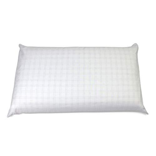 Kopfkissen ANTISTRESS-CARBON 40x70cm, Viskoelastisches Schlafkissen, Allergiker Kissen