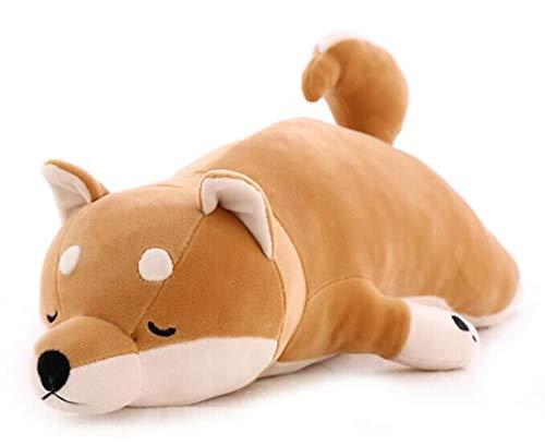 Good Night shiba inu umarmungskissen pluche zacht kinderen slapen Comfort kussen speelgoed