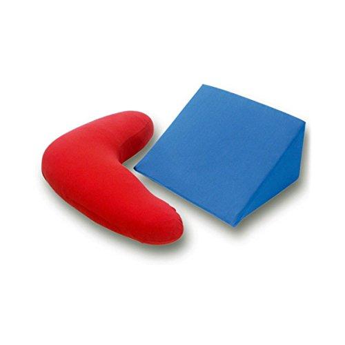 Bettwaren-Shop Jersey Bezüge für Bumerangkissen und Keilkissen creme, Bezug für Bumerangkissen