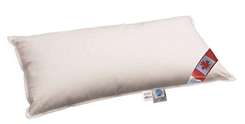 NEU: Premium Air Cell 3-Kammer Kissen außen 100% Daune 40 x 60 cm 155991- auch optimal als Reisekissen - passend für's Handgepäck!