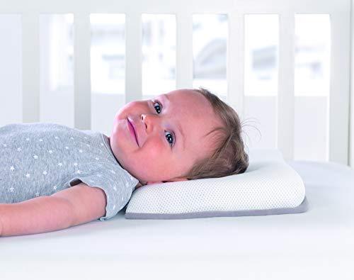 THERALINE Das Babykopfkissen | Regeneration & Sicherheit | Größe 2 (ab ca. 7 kg)