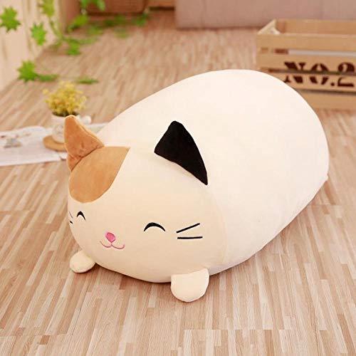 GHTYN 30cm Riesen Ecke Bio Kissen Japanische Animation Sumikko Gurashi Plüschtier Gefüllte Weiche Cartoon Kinder Mädchen, Tier Kissen Katze