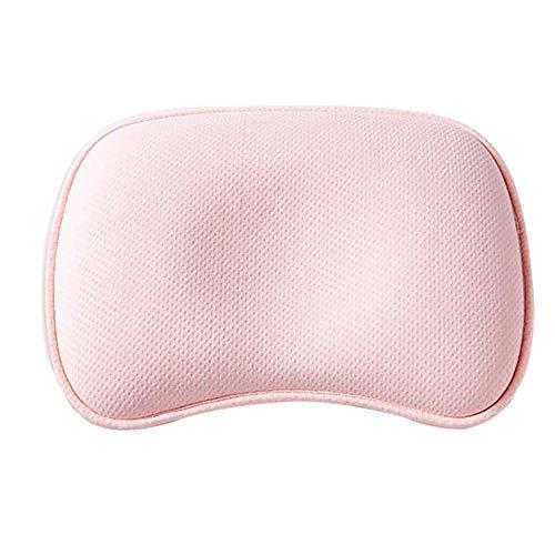 Honigbär für deine Familie® umweltfreundliches, orthopädisches Babykissen gegen Plattkopf und Kopfverformung I Ergonomisches Baby Kopfkissen I Baby Kissen I Baby Pillow