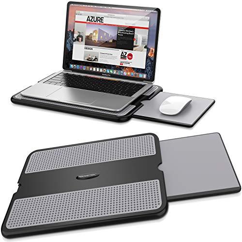 AboveTEK Laptopkissen,Kniekissen Laptop mit Maus Unterlage für Notebook MacBook Bett Sofa Couch Reise