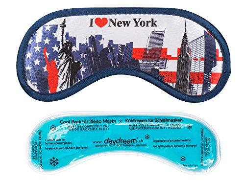 daydream M-3052 New York Schlafmaske mit Kühlkissen / Coolpack